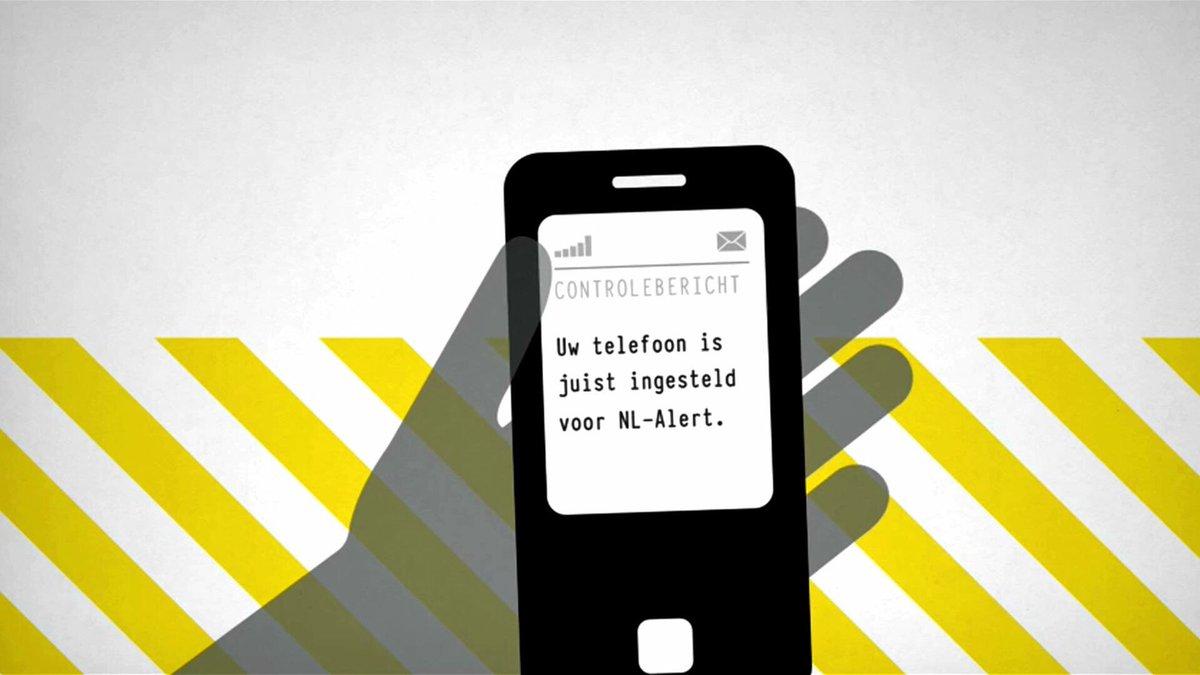 test Twitter Media - Let op! Vandaag om 12u #NLAlert controlebericht. Ga nu naar https://t.co/wFzEasT3RV en stel je mobiel in. https://t.co/sJi5cvgYTl