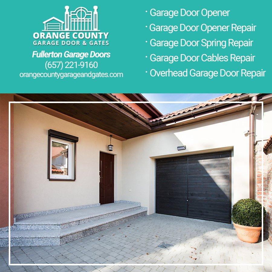 We Provide Repair Service For Garage Doors From All Brands In Orange County Ca Https Goo Gl Mb4a96 Overheadgaragedoorrepair Garagedoorinstallationoc