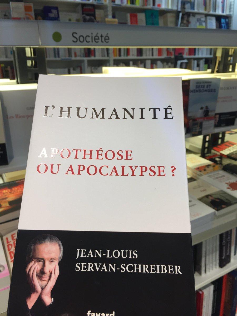 Resultado de imagem para L'Humanité. Apothéose ou apocalypse?