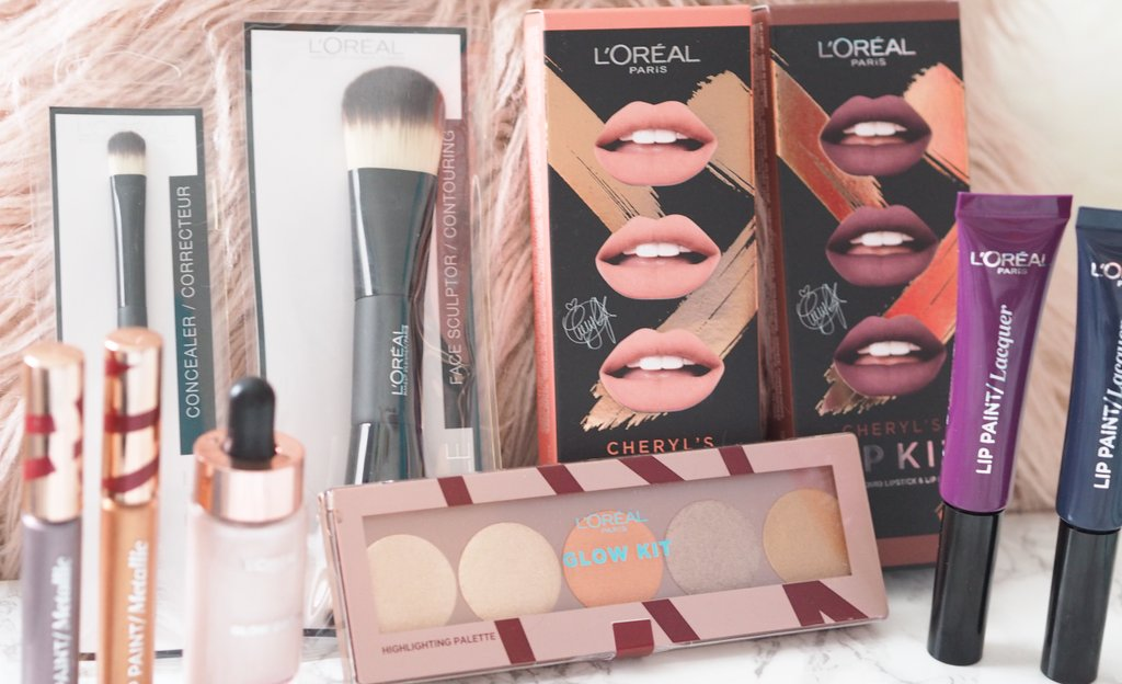 Swatching some of @LOrealParisUK new beauty launches over on the blog: https://buff.ly/2iJUvJq #bbloggers