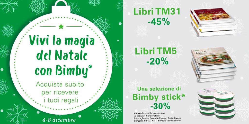 Regali Di Natale Con Bimby.Bimby Italia On Twitter Natale E Tempo Di Regali Approfitta