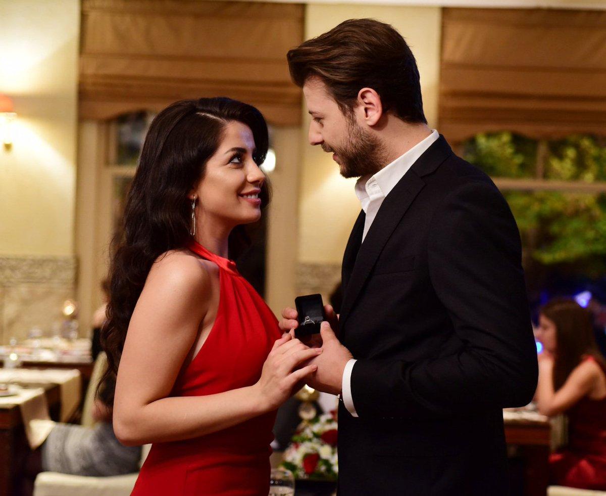#KanatsızKuşlar'da romantik evlilik tekl...