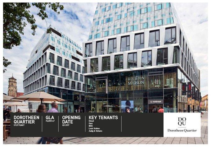 #Shopping Erlebnisse von morgen: Vom Carnaby in London, über die Magna Plaza in Amsterdam zum Dorotheen Quartier in #Stuttgart . Hier mehr über die #Retail Projekte unserer Kollegen erfahren:  t.co/5ioLAeEVbB