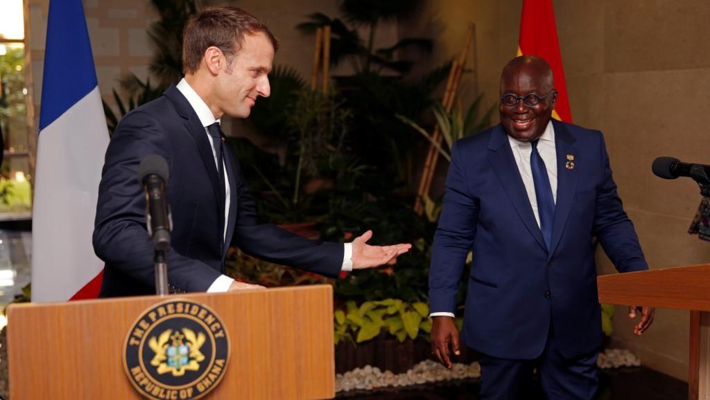 Macron mendie ?