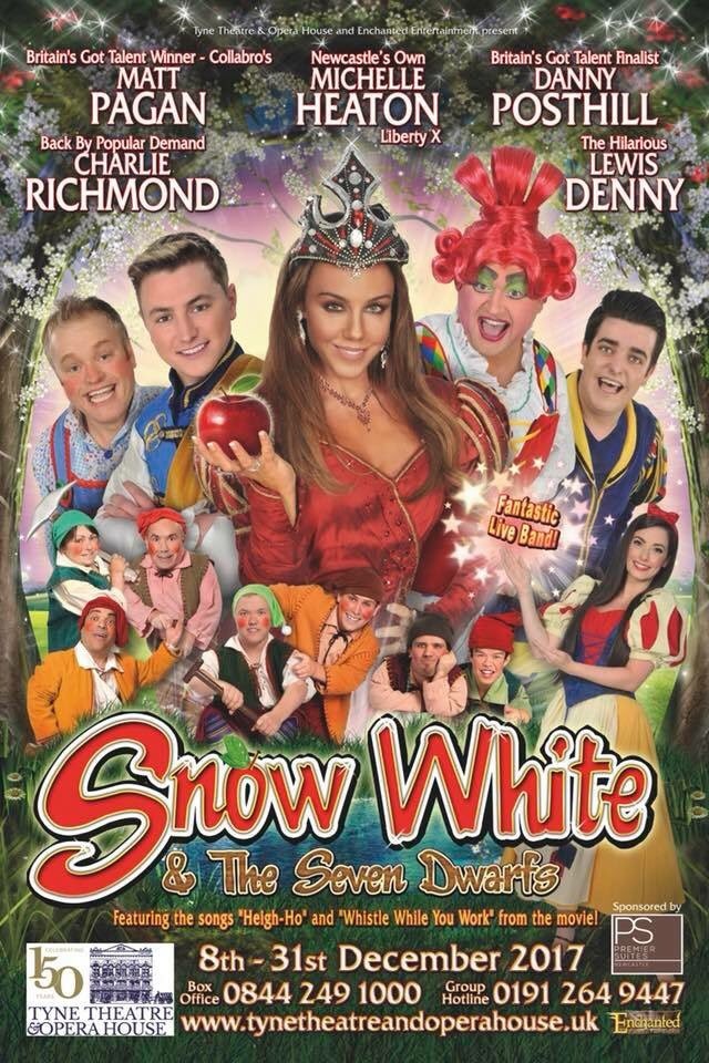 RT @TynePanto: 4 Days to go... #BookNow #SnowWhite at @TyneOperaHouse https://t.co/D5pf68MBQA