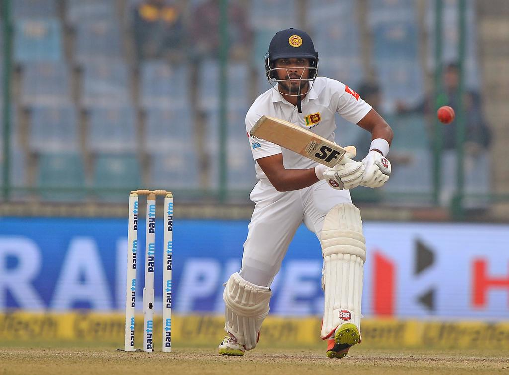#Congratulations Captain  10th Test century for Test skipper Dinesh Chandimal. Captain&#39;s knock. Hard fought century. @chandi_17  #SriLanka #LKR <br>http://pic.twitter.com/sCrvqjaz0v