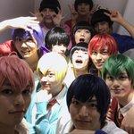 舞台『おそ松さん』第2弾LINE  LIVE公開記者発表、見てくれた方々、会場にお越しの皆様ありがと…