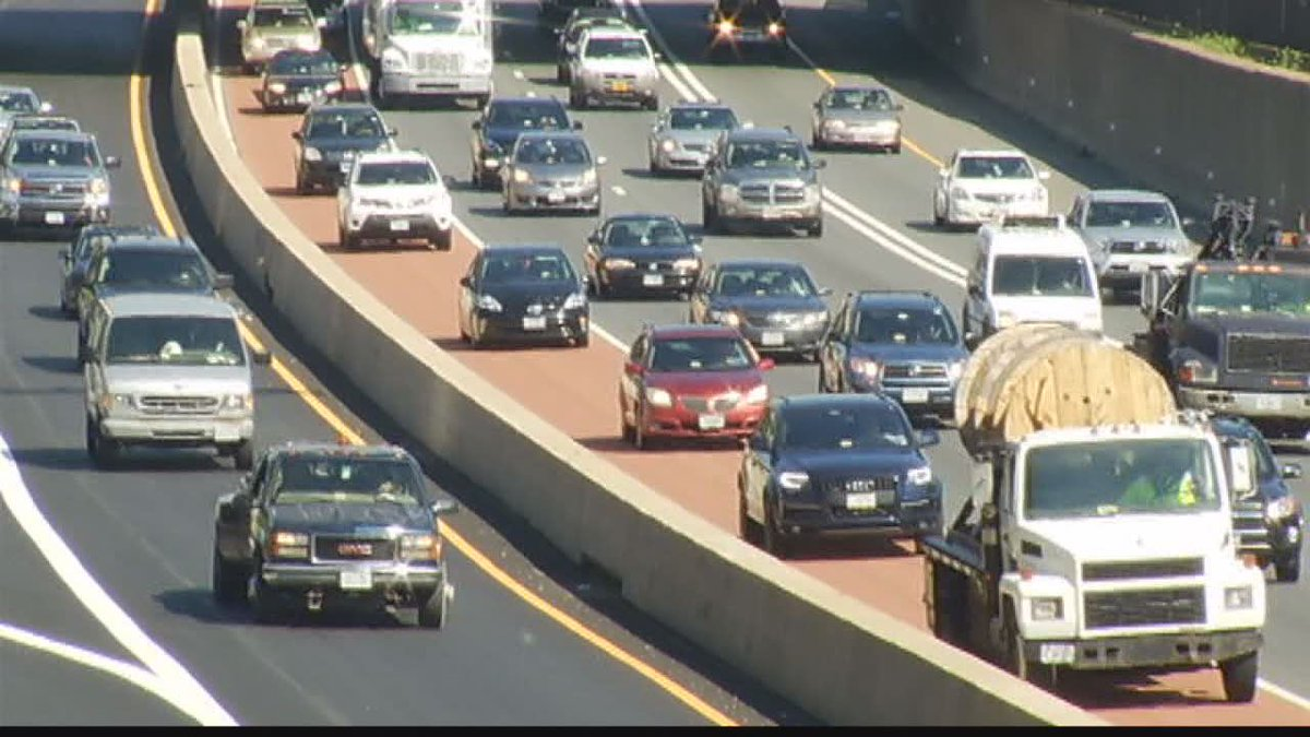 FOX DC On Twitter TRAFFIC Virginia Expands Express Lanes Toll - Dc roads
