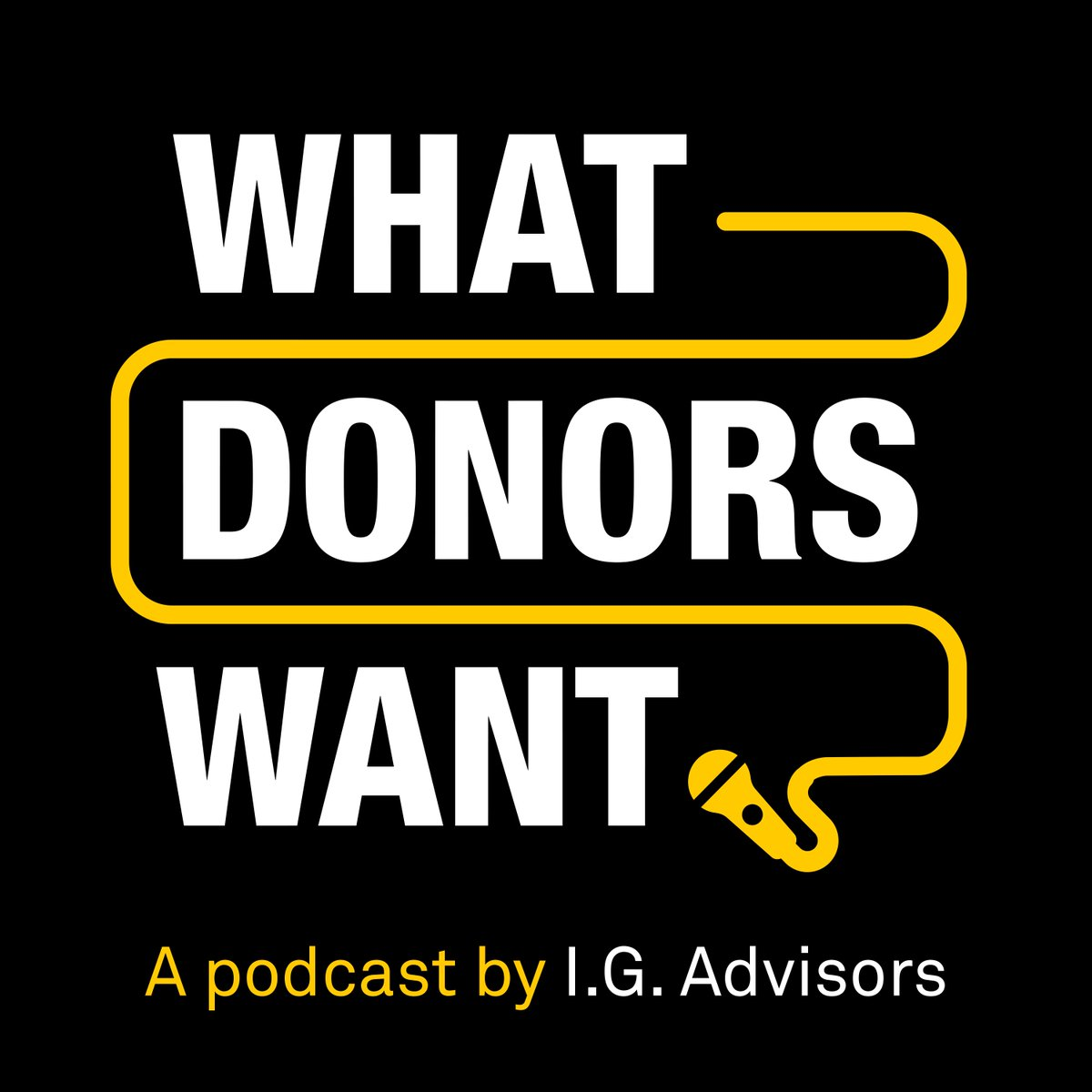 Check it #charity, #fundraising &amp; #philanthropy folks! @IG_Advisors&#39; latest episode of our &#39;What Donors Want&#39; podcast is now live. This time we chat to @comicrelief&#39;s @askewadam.   http:// apple.co/2iMTyQw  &nbsp;  <br>http://pic.twitter.com/yGHXCEAfUX