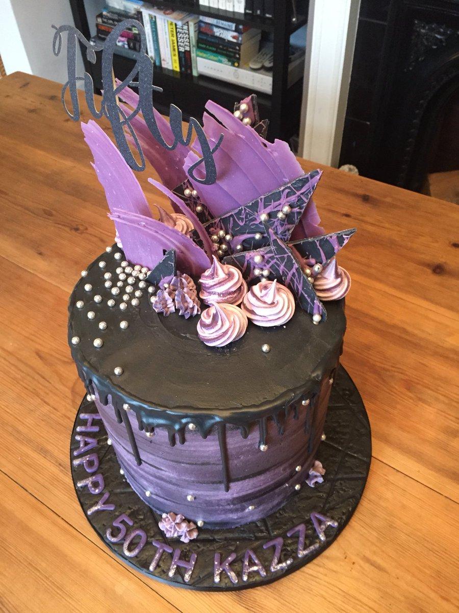 Clintons Cakes On Twitter Avant Garde 50th Birthday Cakecake