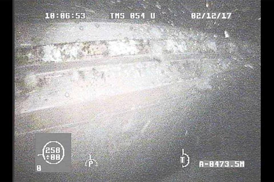 Ara San Juan, el ahora olvidado submarino Argentino desaparecido con 44 tripulantes a bordo - Página 3 DQMzm9GW4AAbKrH