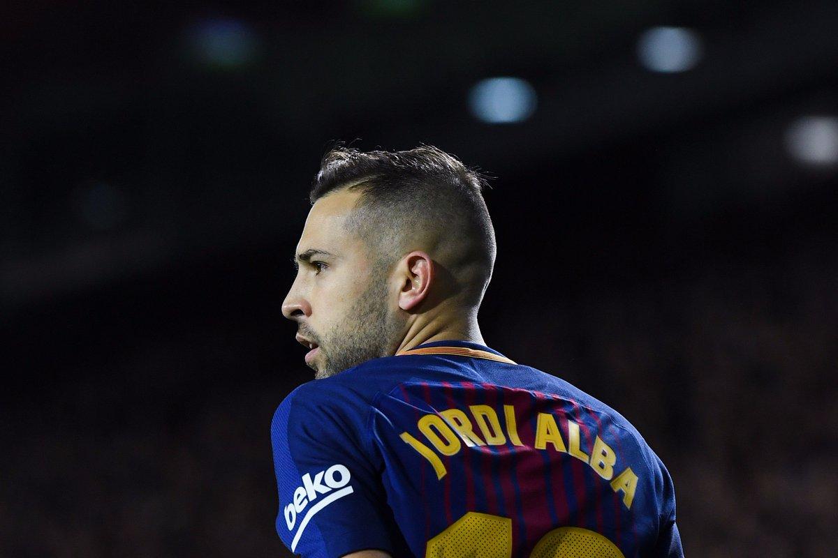 Jordi Alba TOP 5 çempionatıarında müdafiəçilər arasında liderdir