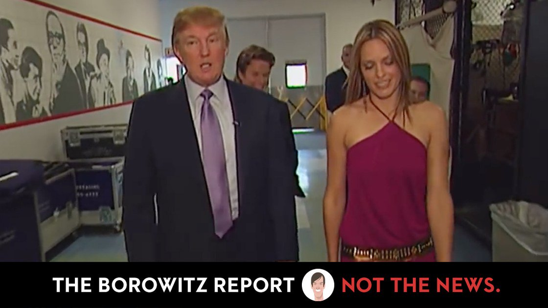 ".@BorowitzReport: Trump's Lawyer Claims to Be Voice on ""Access Hollywood"" Tape. https://t.co/egNkVoaygu https://t.co/sakwbgDyrM"