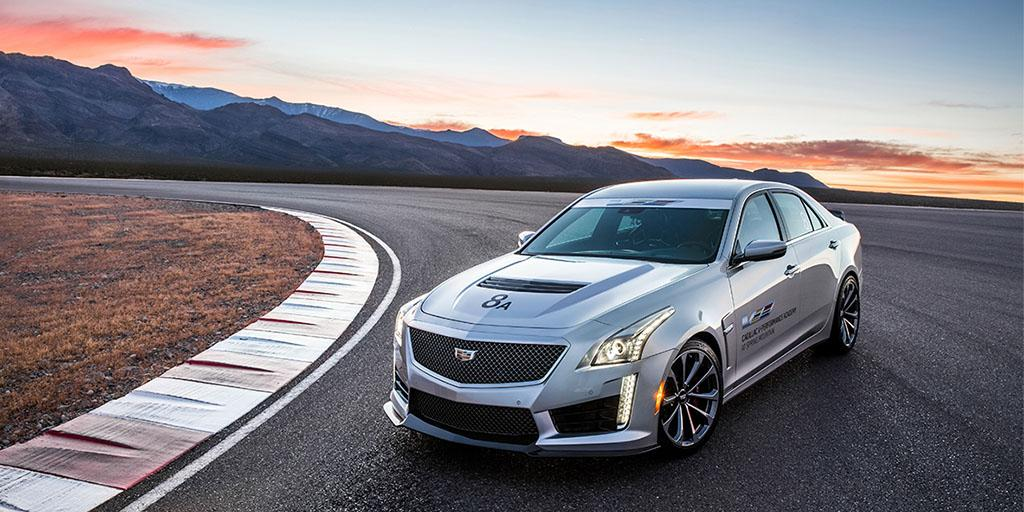 Cadillac on Twitter: