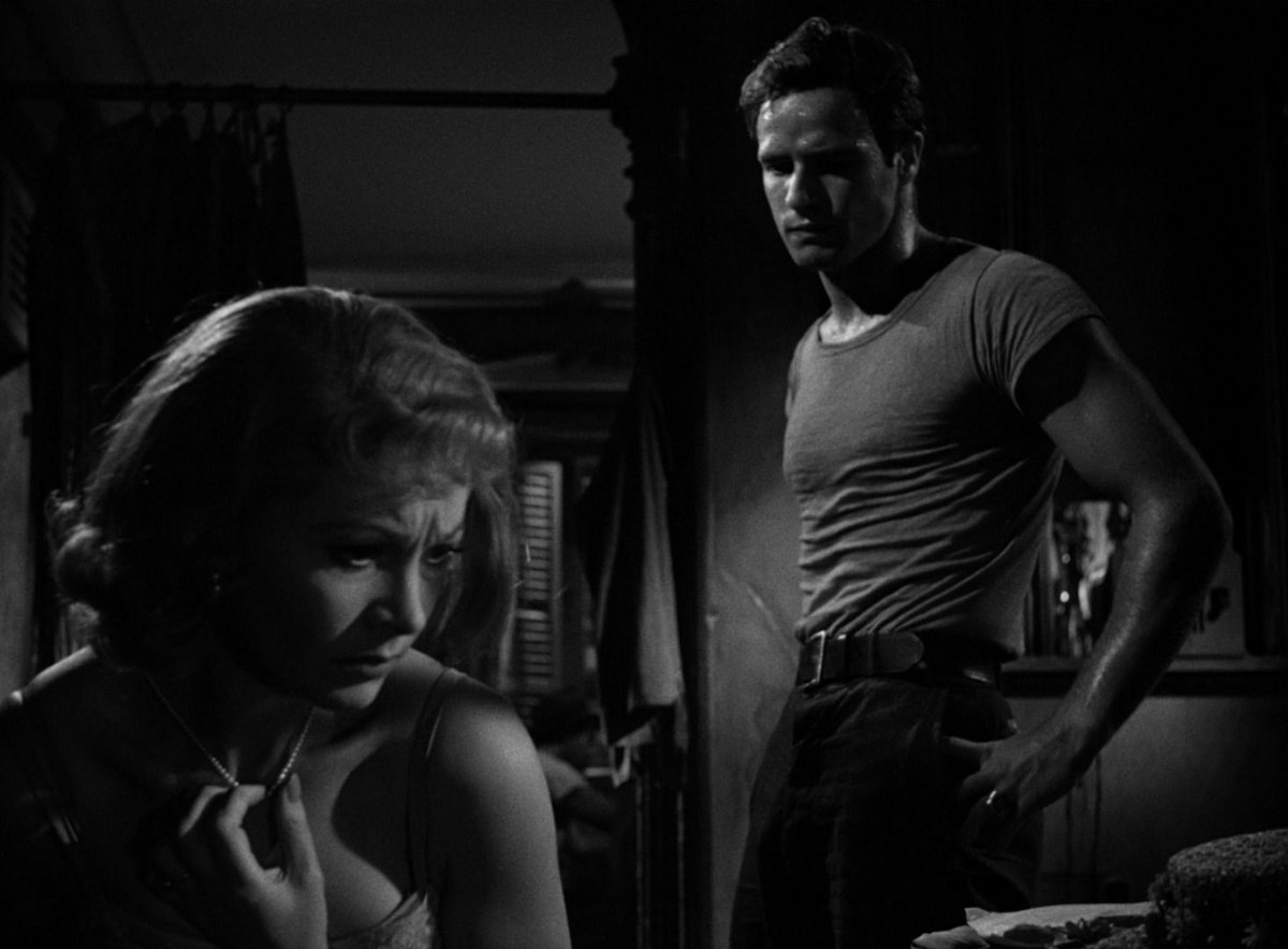 a review of the movie a streetcar named desire A streetcar named desire will always remain one of the most iconic films in the history of cinema the plot explores the theme of illusion versus reality through delusional and dysfunctional characters.