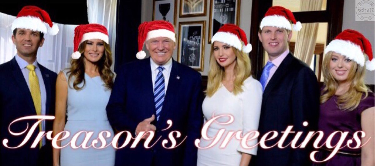 tRump White House Christmas Card - Democratic Underground
