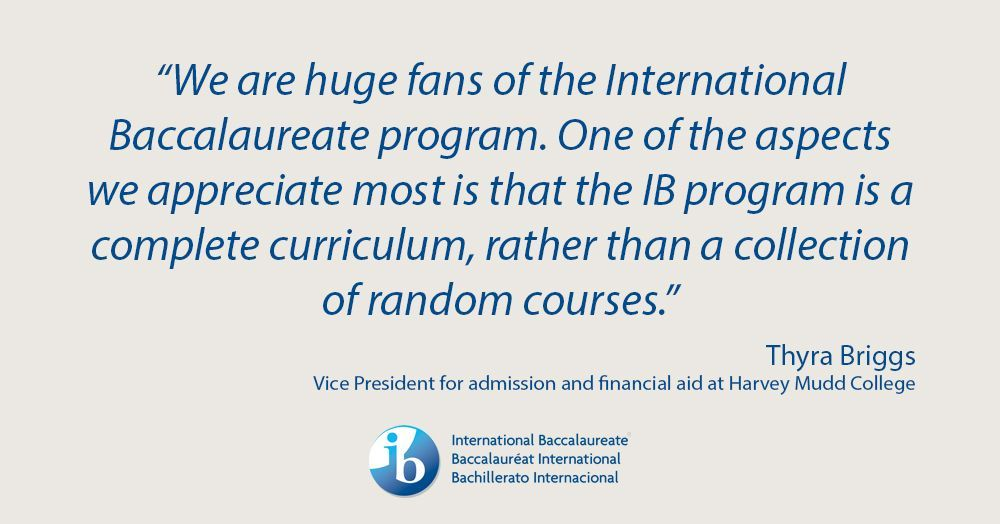 RT @iborganization The @IB_DP prepares students for global universities - https://t.co/Qq7ElvqRcD