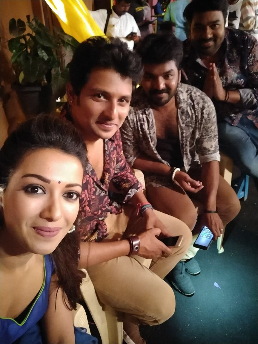 Catherine Tresa has worn a Bikini and it is being used for another movie
