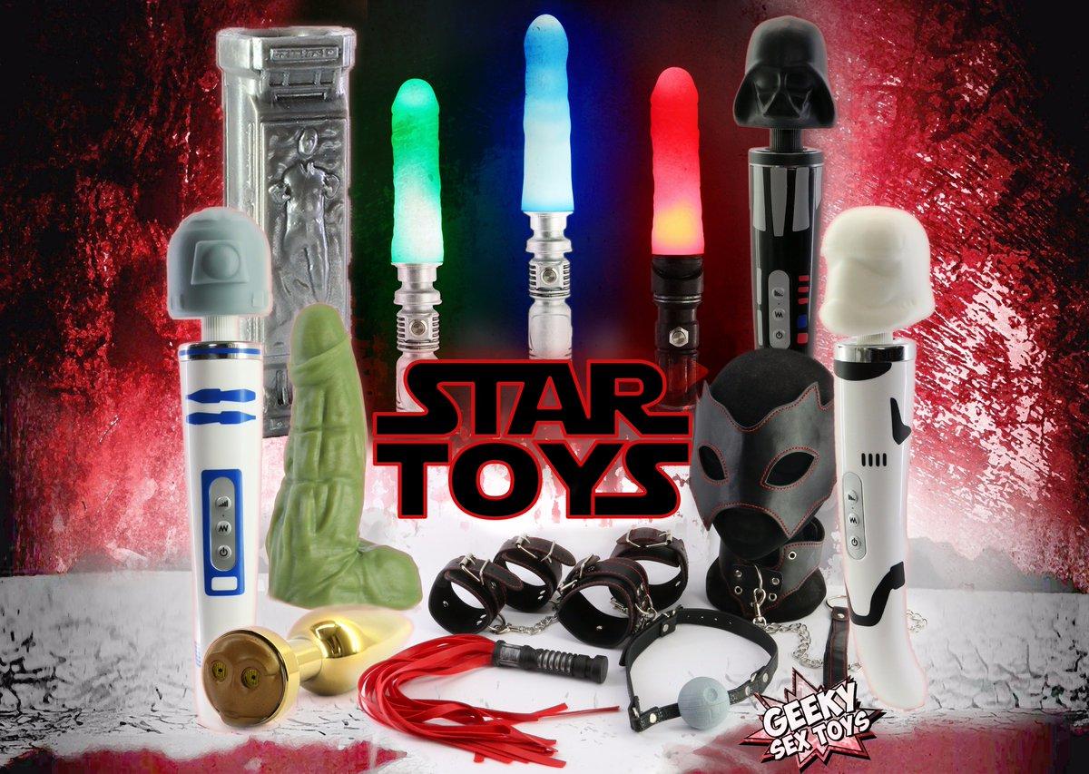 Новости Звездных Войн (Star Wars news): Как выглядят секс-игрушки для фанатов Star Wars