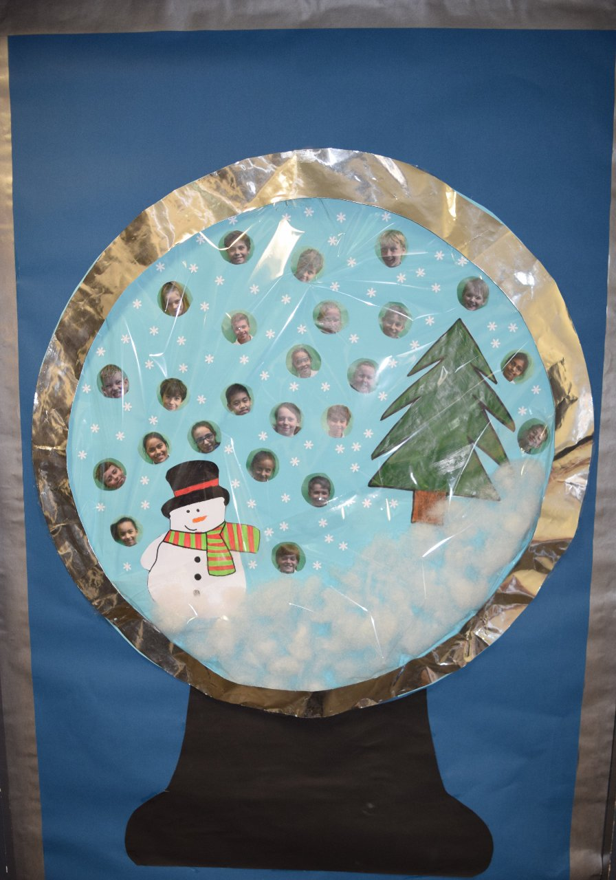 """The Perse Prep on Twitter: """"A snow globe, a sky full of ..."""