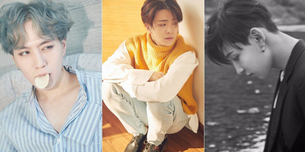 GOT7 unveil Yugyeom, Youngjae, and BamBam's teaser images for '7 for 7' present edition https://t.co/eBo7yjNmkI