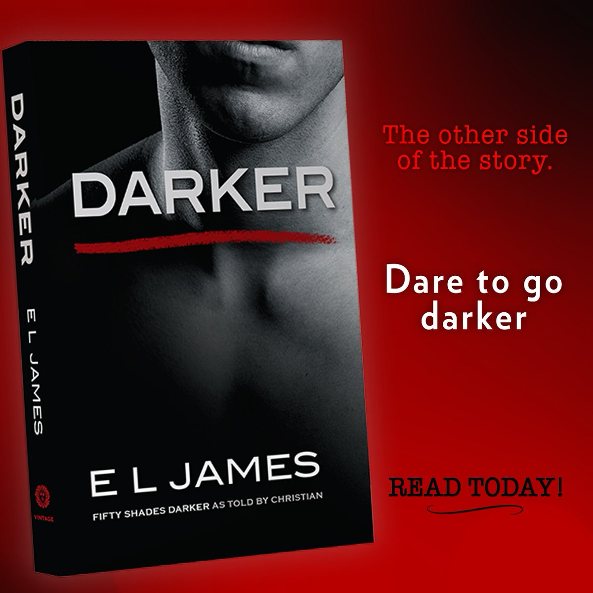 Darker el james  Darker (Fifty Shades #5) by E L  James read