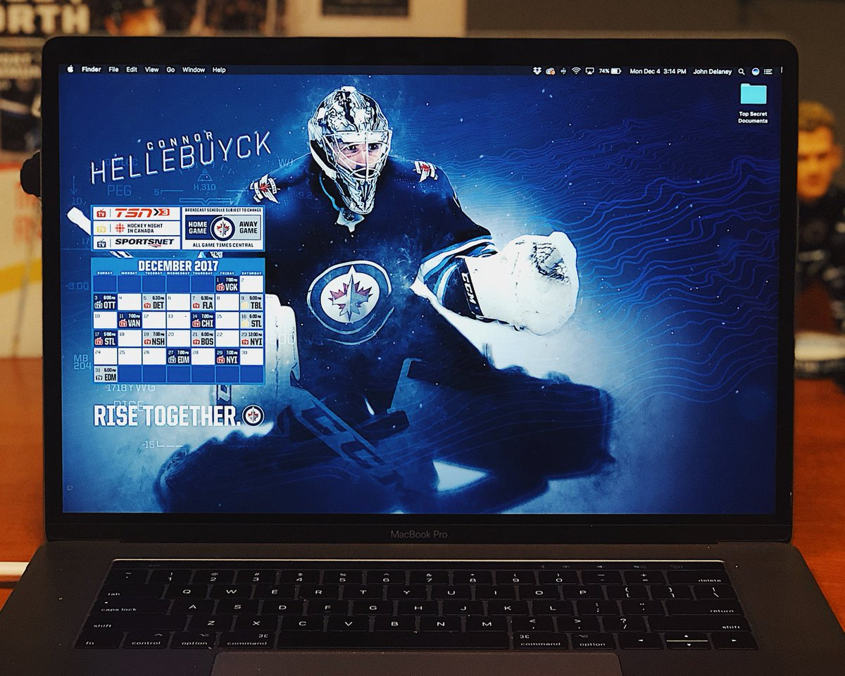 Winnipeg Jets On Twitter It S A New Month Which Means It S Time