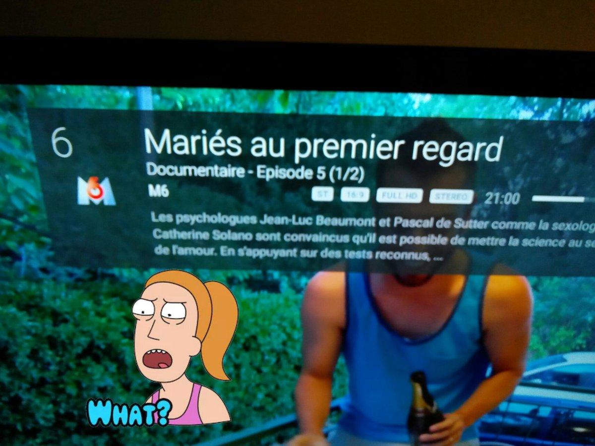 Euh... @M6, documentaire t'es sûre ??? 🤔🤔🤔
