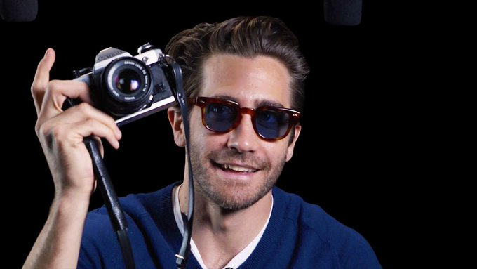 Happy birthday jake gyllenhaal im honoring this video only