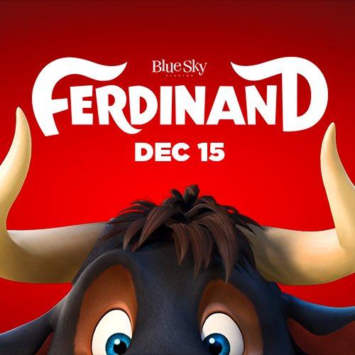 Have to thank @FerdinandMovie for suppor...