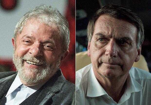 Entre evangélicos, Lula e Bolsonaro empatam em citações espontâneas https://t.co/nrIZk3rgQV