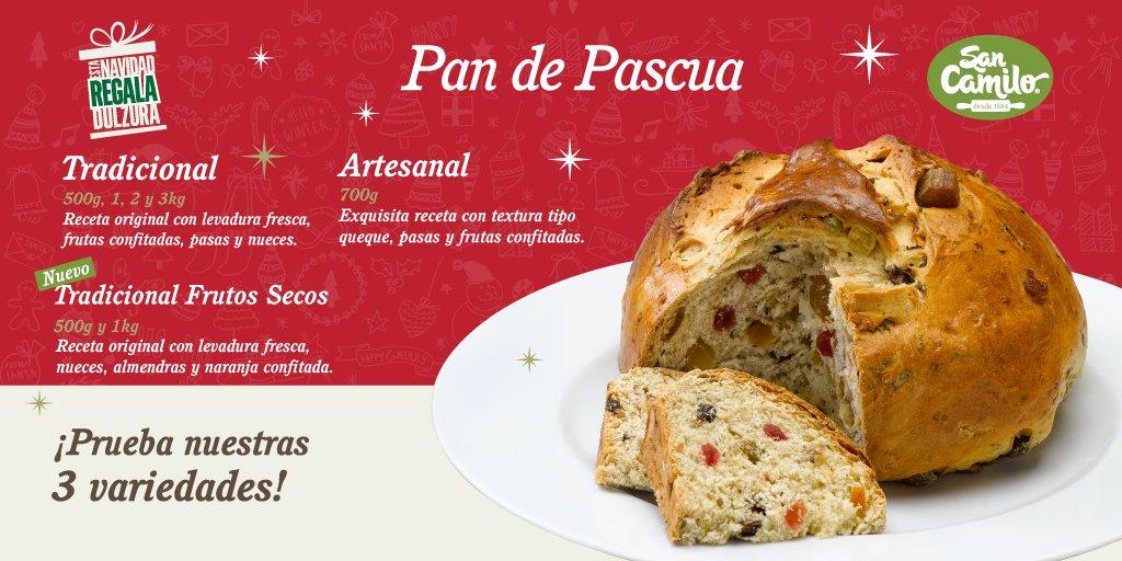 receta pan de pascua tradicional con levadura