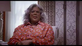 Praise the Lort! Madea's back! #Boo2! is...