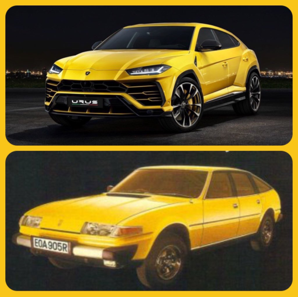 Top Gear On Twitter Lamborghini S Long Awaited Return To The Suv
