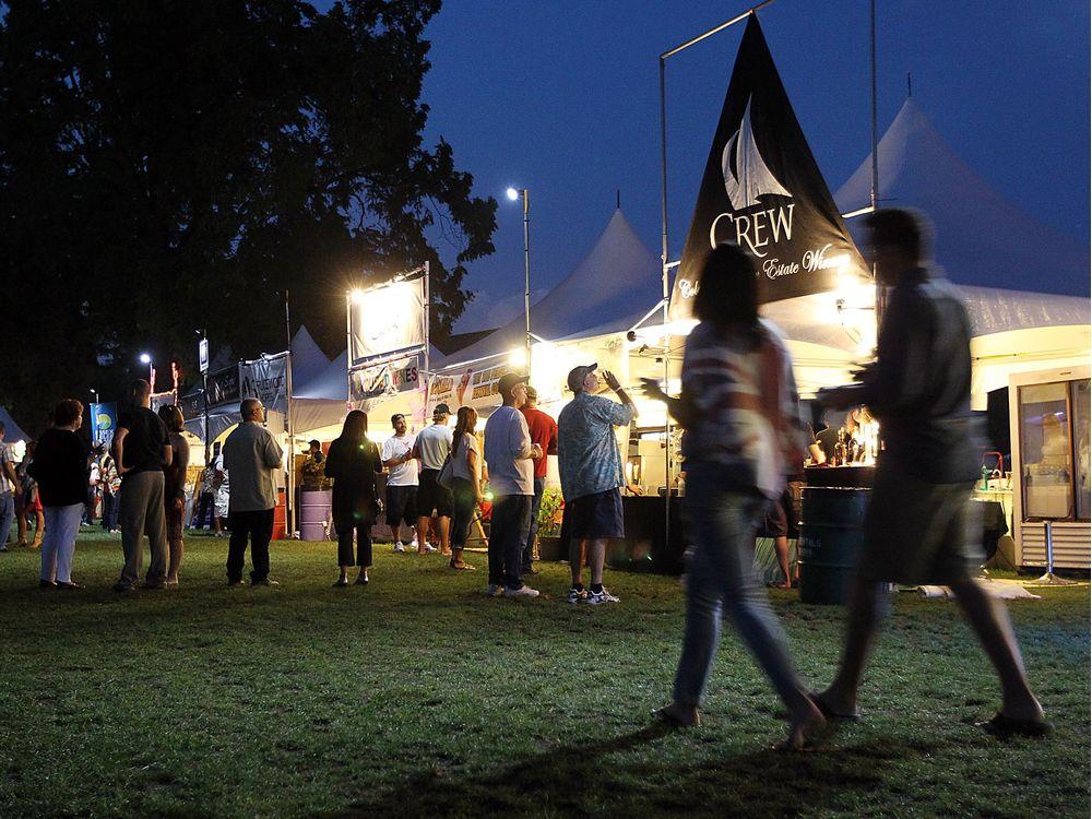 Shores of Erie International Wine Festiv...