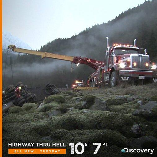 highway thru hell new season 2017
