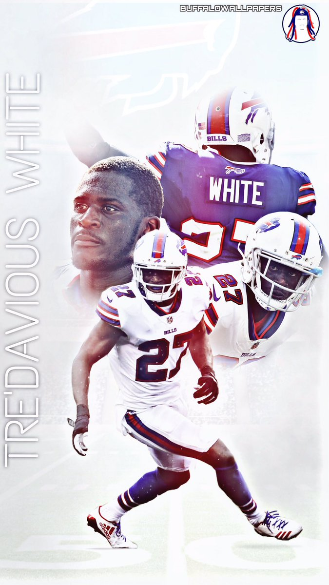 Buffalo Wallpapers On Twitter TreDavious White Bills IPhone Wallpaper GoBills BuffaloBills TredaviousWhite