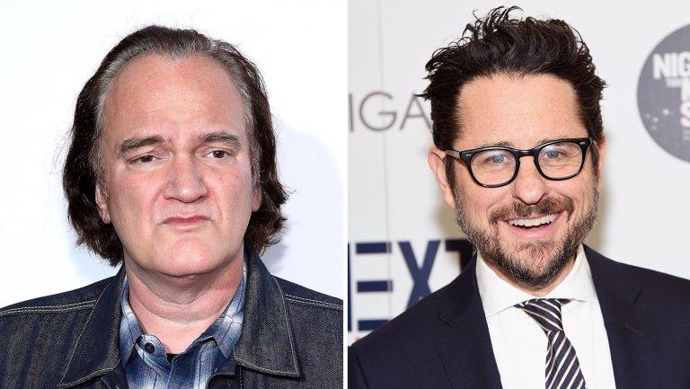 Quentin Tarantino and J.J. Abrams team up for #StarTrek movie  https://t.co/IbKrmSLJPc