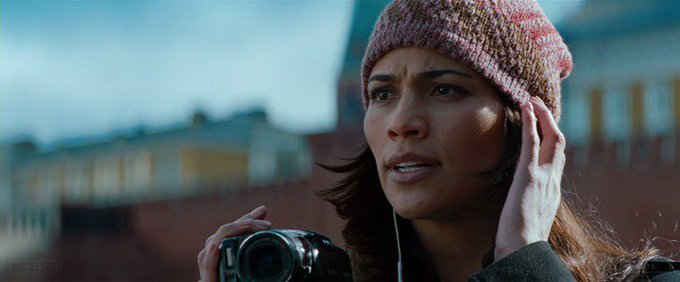 Paula Patton turns 42 today, happy birthday! What movie is it? 5 min to answer!
