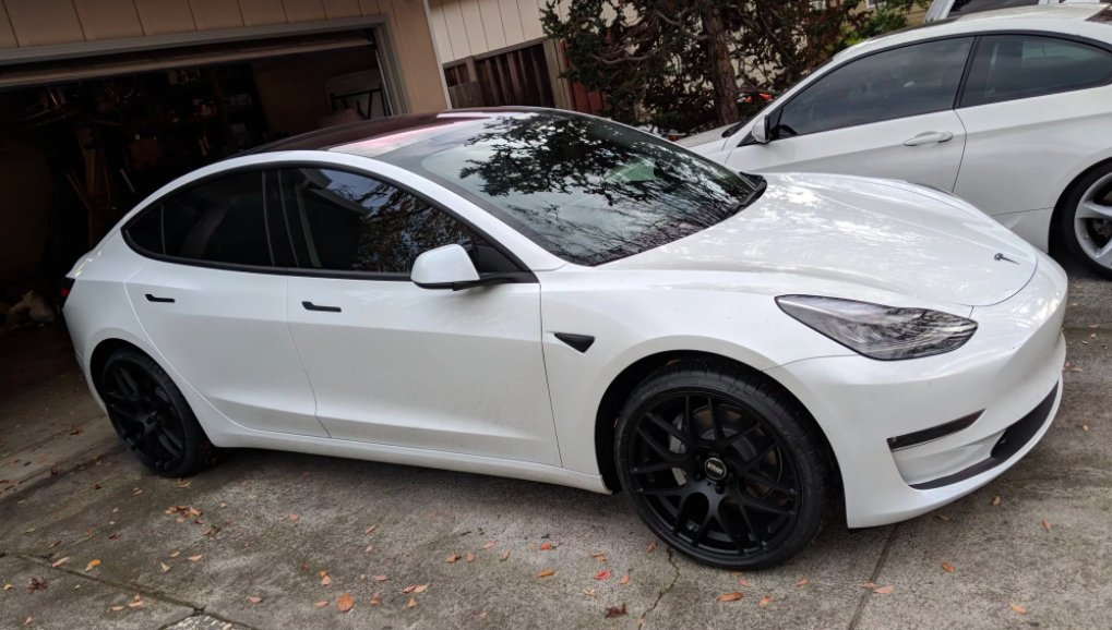 Tesla Motors Club >> Tesla Motors Club On Twitter Check Out The Early Mods On A Tmc