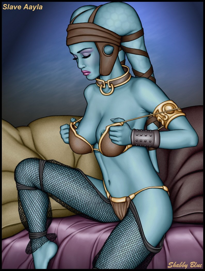 wars secura nude aayla Star