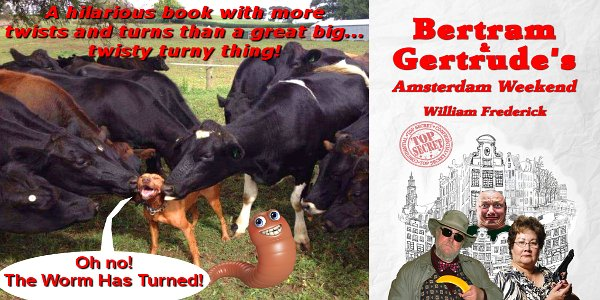 Amsterdam Weekend - Revised! #KINDLE  #COMEDY  #ASMSG  #IAN1  #SPUB  #IARTG  http:// getBook.at/BnGsSAW  &nbsp;  <br>http://pic.twitter.com/r2XF6rEOnB