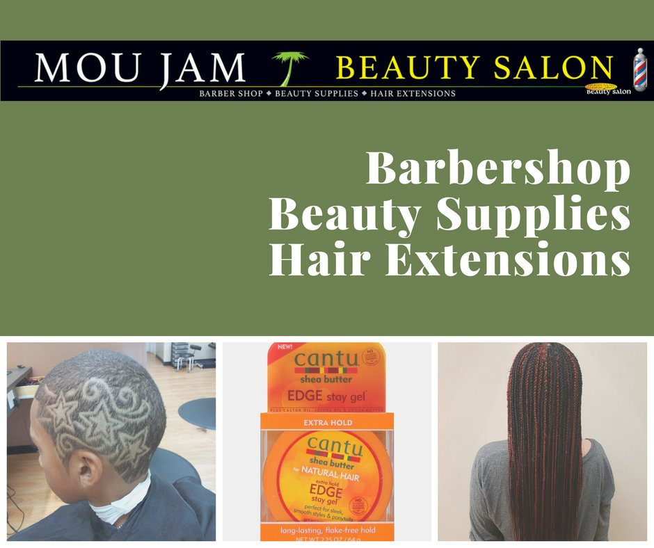 Mou Jam On Twitter Barbershop Beauty Supplies And Hair Extension