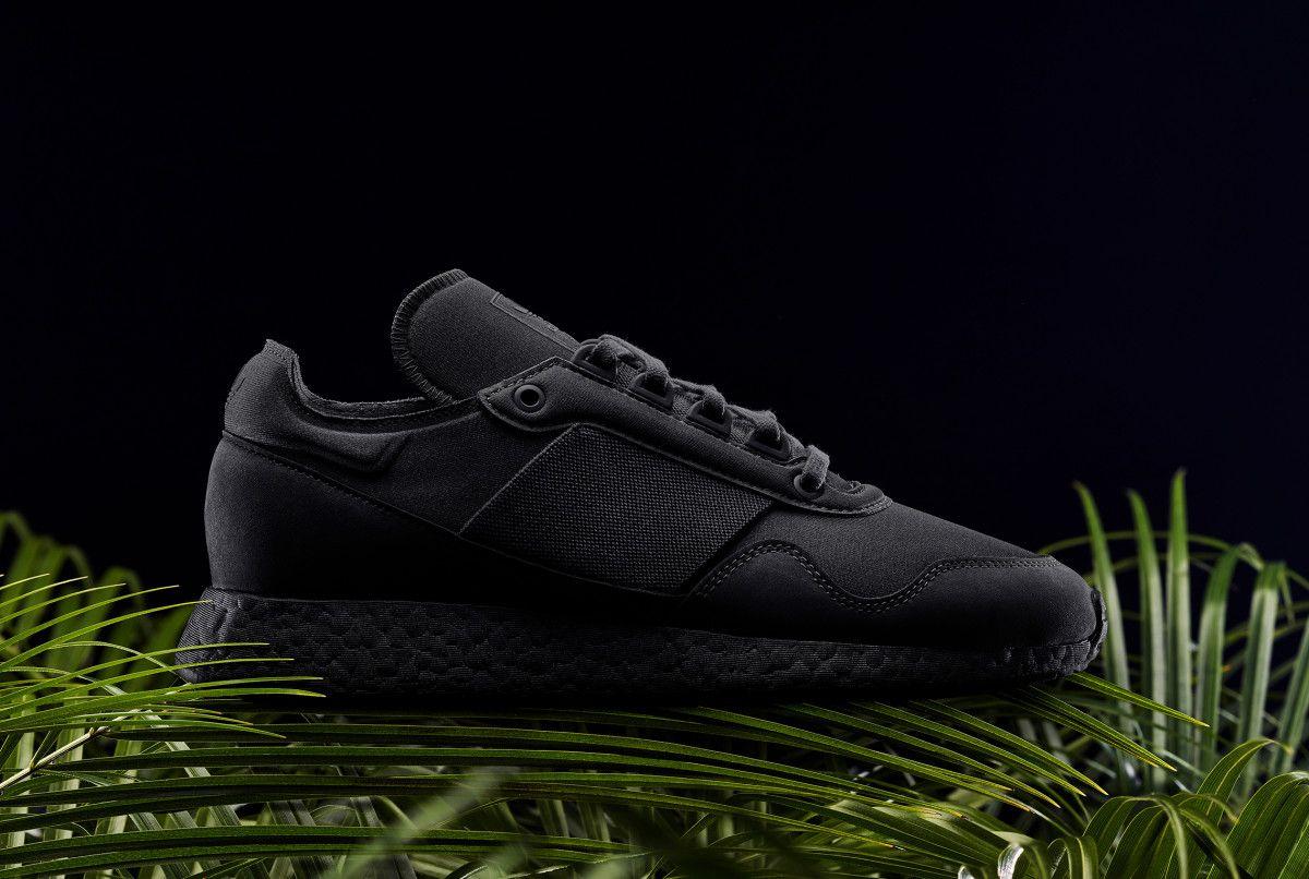 reputable site 2e954 17f87 adidas originals by daniel arsham presents the new york present sneaker