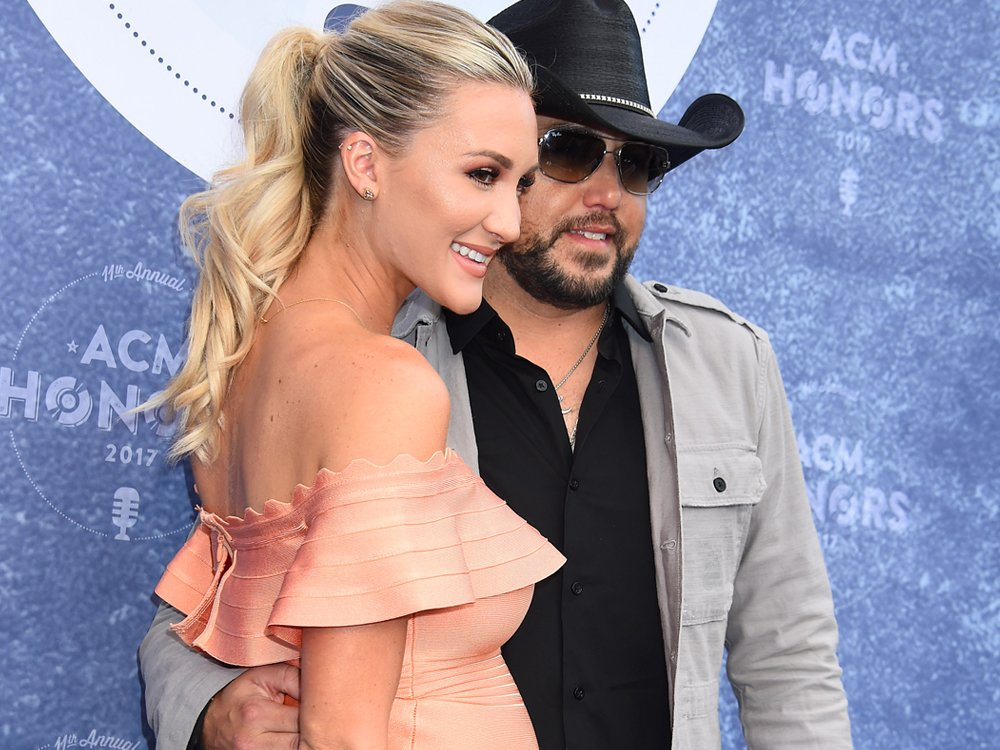"""Nash Country Daily: Nash Country Daily On Twitter: """"@Jason_Aldean & Wife"""