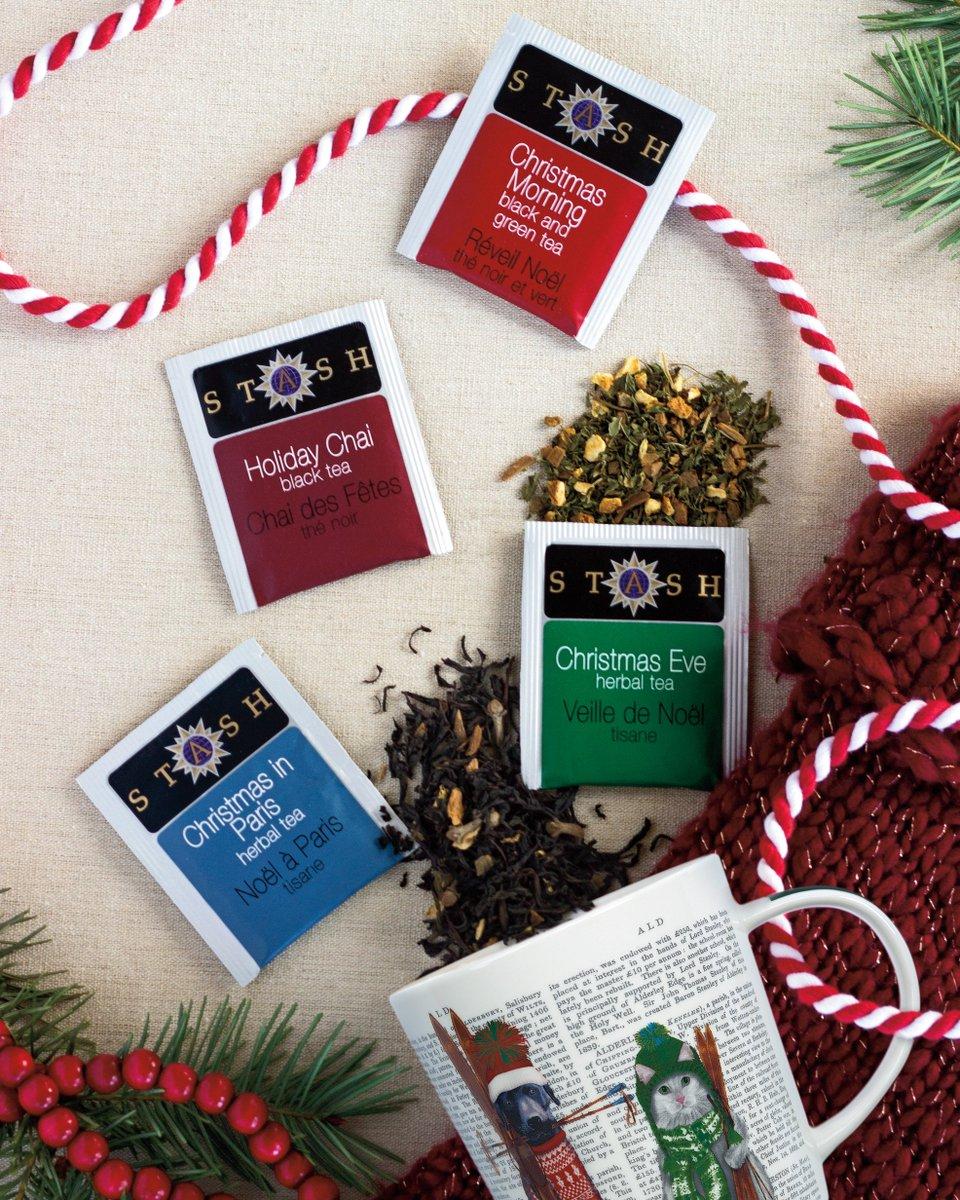 #stashtea #getcozy #teatime #december #holidayfavorites #christmaseve # christmasmorning #holidaychai #chaiteapic.twitter.com/0zZtDHujUh