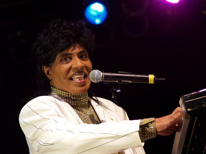 Little Richard is 85 years old today. He was born on 5 December 1932 Happy birthday Richard!