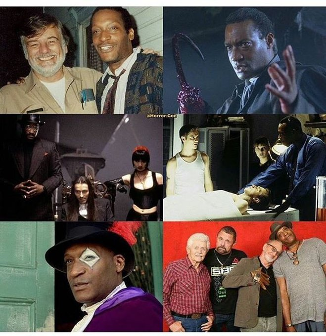 Happy birthday to Horror icon, Tony Todd!