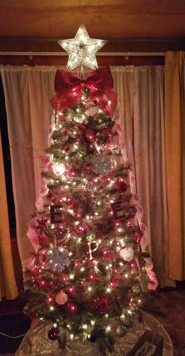 NEW Ashland Tinsel Christmas Decor Garland Long 25 ft// 7.6m Gold// Silver// Red