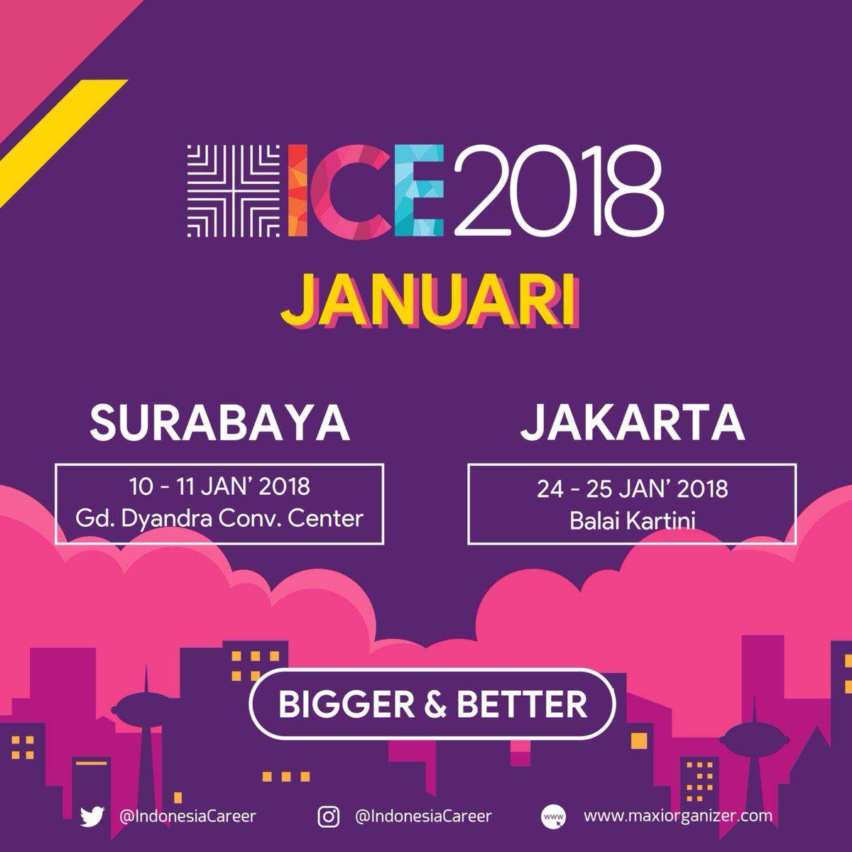 Hasil gambar untuk jakarta expo january 2018